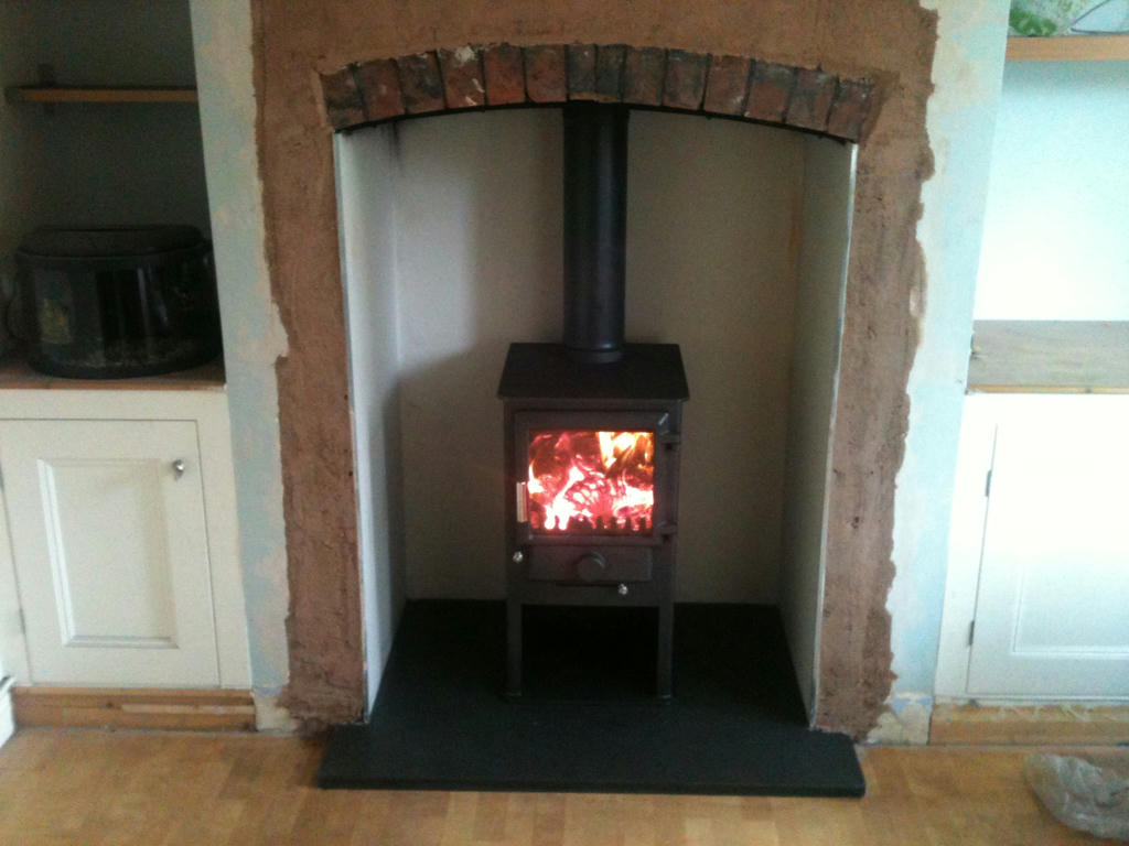 project stove install singletrack forum